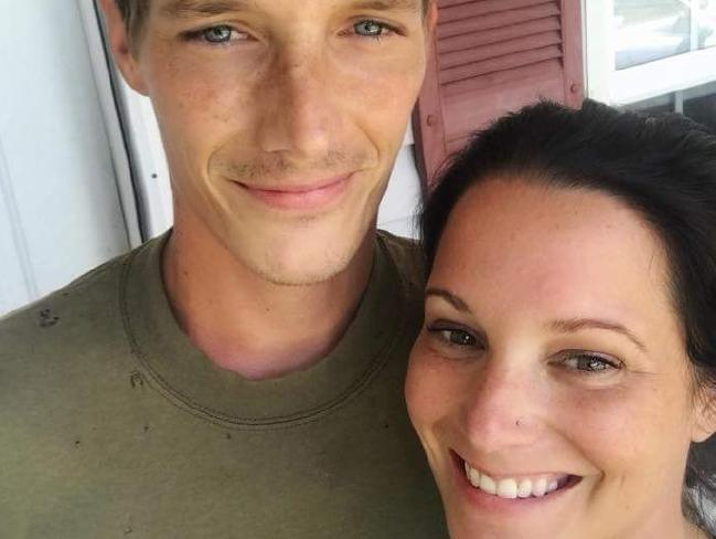 Frankie Rzucek (left) and Shanann Watts. Picture: Facebook/Frankie Rzucek