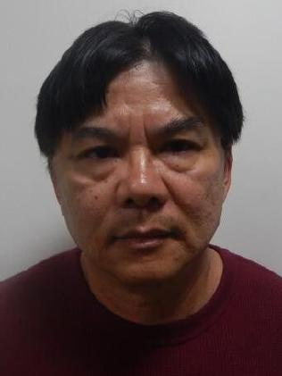 Pham Nguyen is wanted for allegedly assaulting a woman in a car in Heatherton in 2017.
