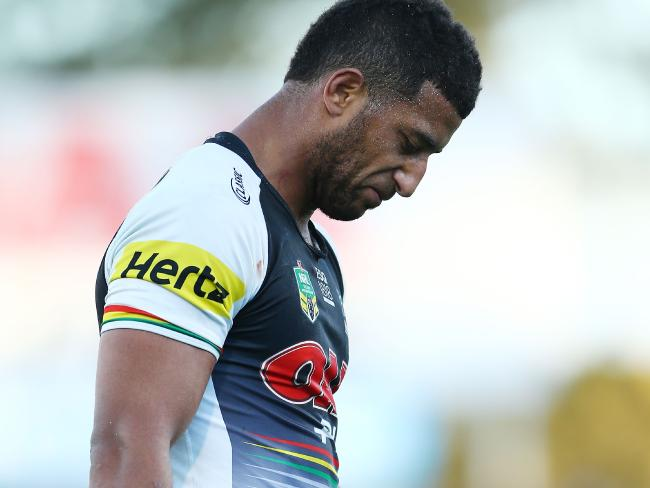 Viliame Kikau will be back to face the Storm in the final round of the season.