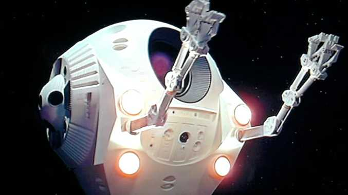 The EVA pod from the movie 2001 A Space Odyssey. The development of small, manoeuvrable vehicles to repair space craft is an exciting development. But it may come at a cost.