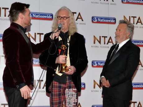 Sir Billy Connolly is battling Parkinson's disease and no longer recognises friends, according to reports. Picture: Supplied