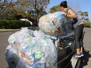 Rubbish-rifling recyclers earning $2000 a week