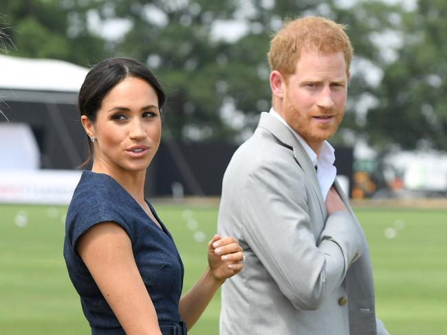 Meghan and Harry reportedly aren't going to engage in a public debate with the markles. Picture: WireImage