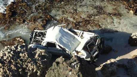 The fatal crash took place last week. Picture: WA Police