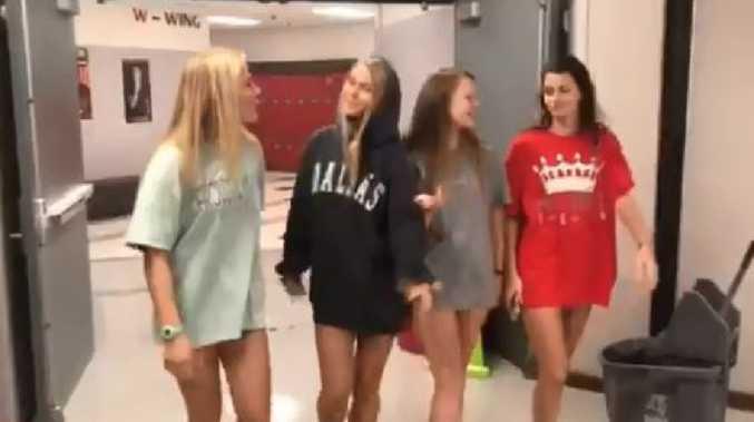 School's sexist dress code slammed