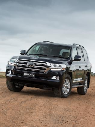 The popular Toyota LandCruiser is among the 4WDs to be affected.