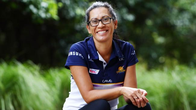 Sunshine Coast Lightning coach Noeline Taurua. Photo: Aaron Francis