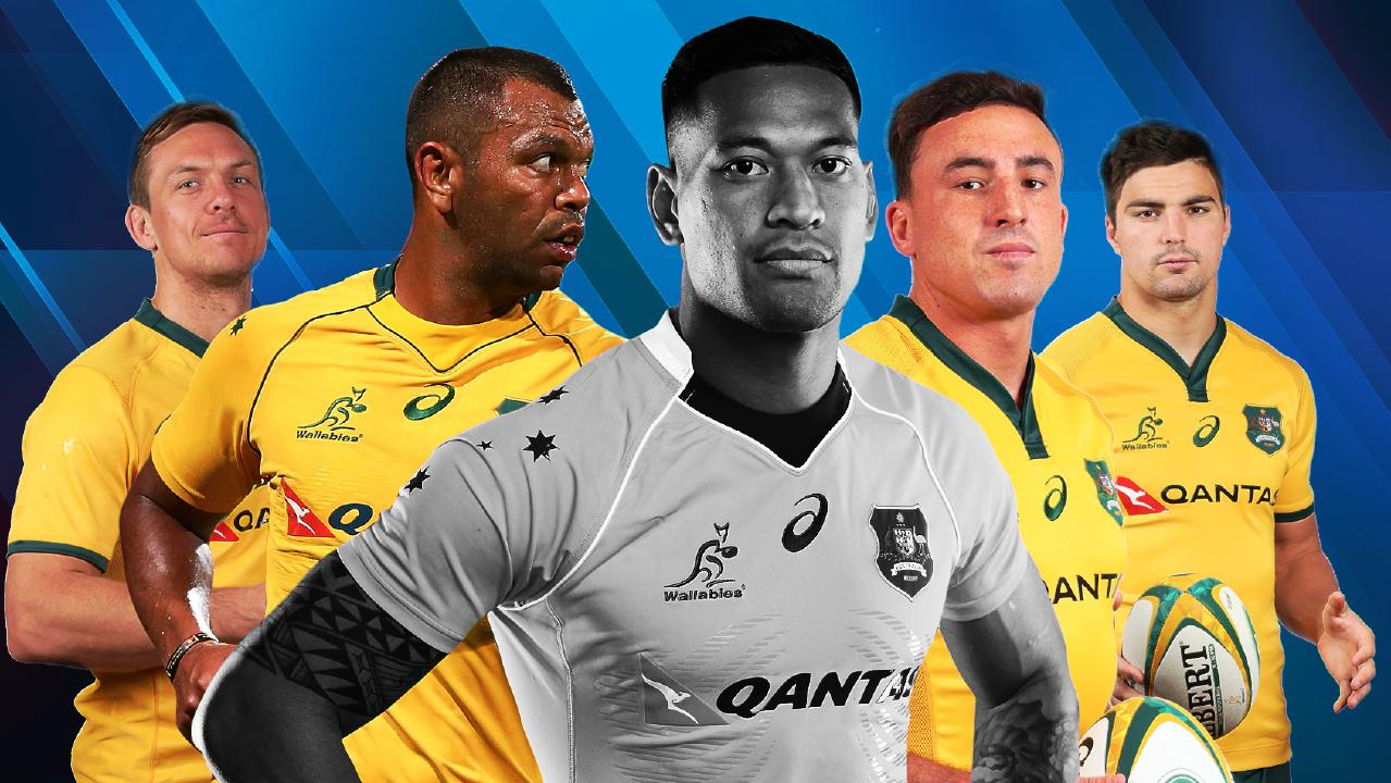 Israel Folau's injury means the Wallabies need to find a fullback replacement.