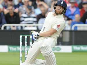 England's batsmen embarrassed by India
