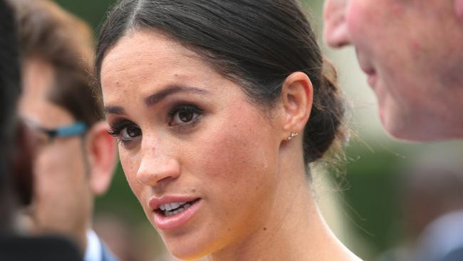 Meghan Markle's family continue to cause headaches for the new Duchess. Picture: Getty Images