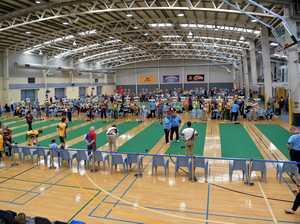 Australian 49th Indoor Bias Bowls Championships at