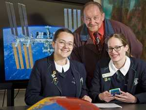 Toowoomba students and teachers to 'rock-it' at space camp