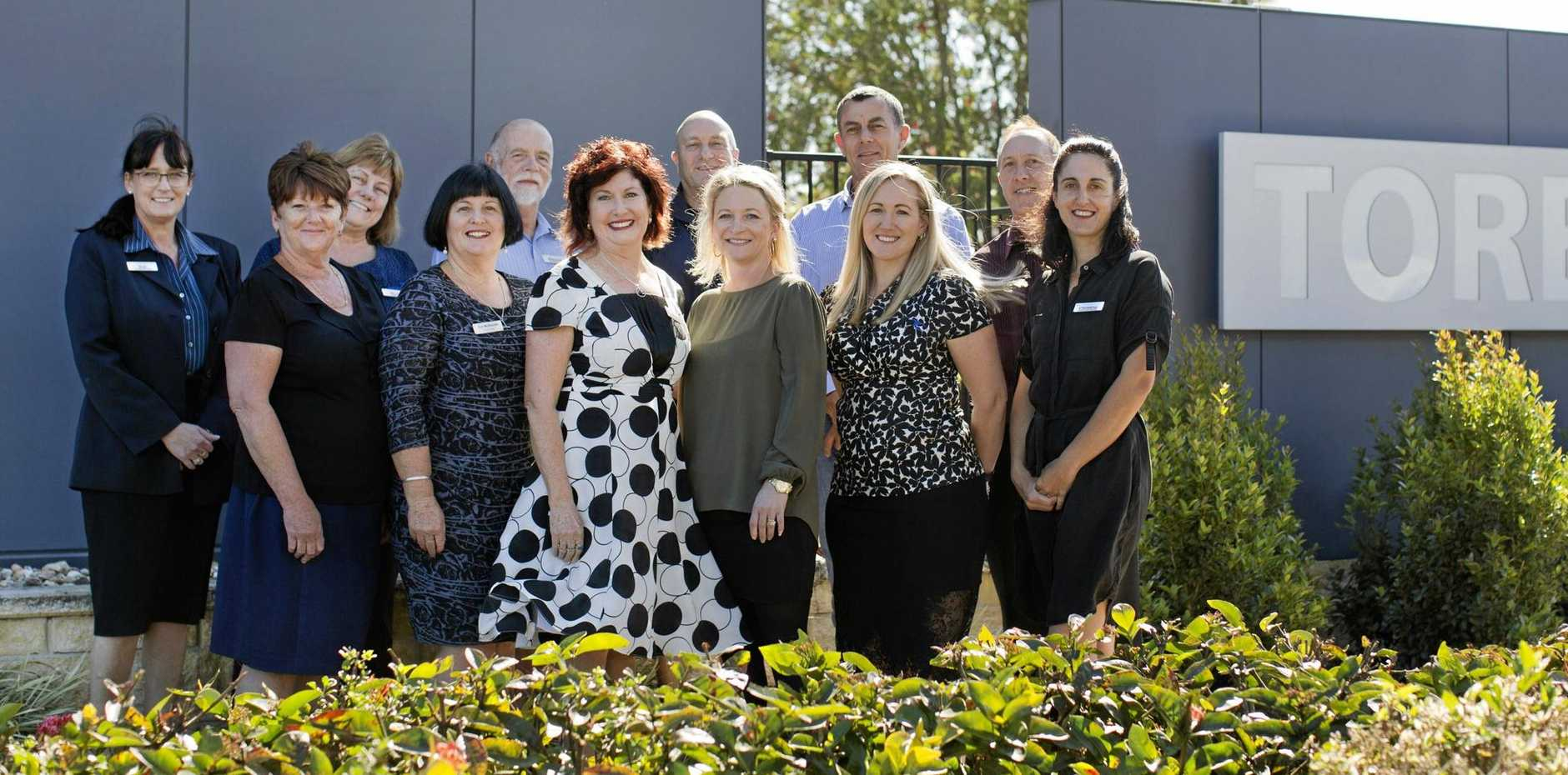DREAM SERVICE: The team at Torbay Lifestyle & Care Group has remained committed to caring for the elderly of the Hervey Bay Community since their founding days.