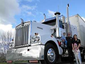 Sticks' heart lies with trucks