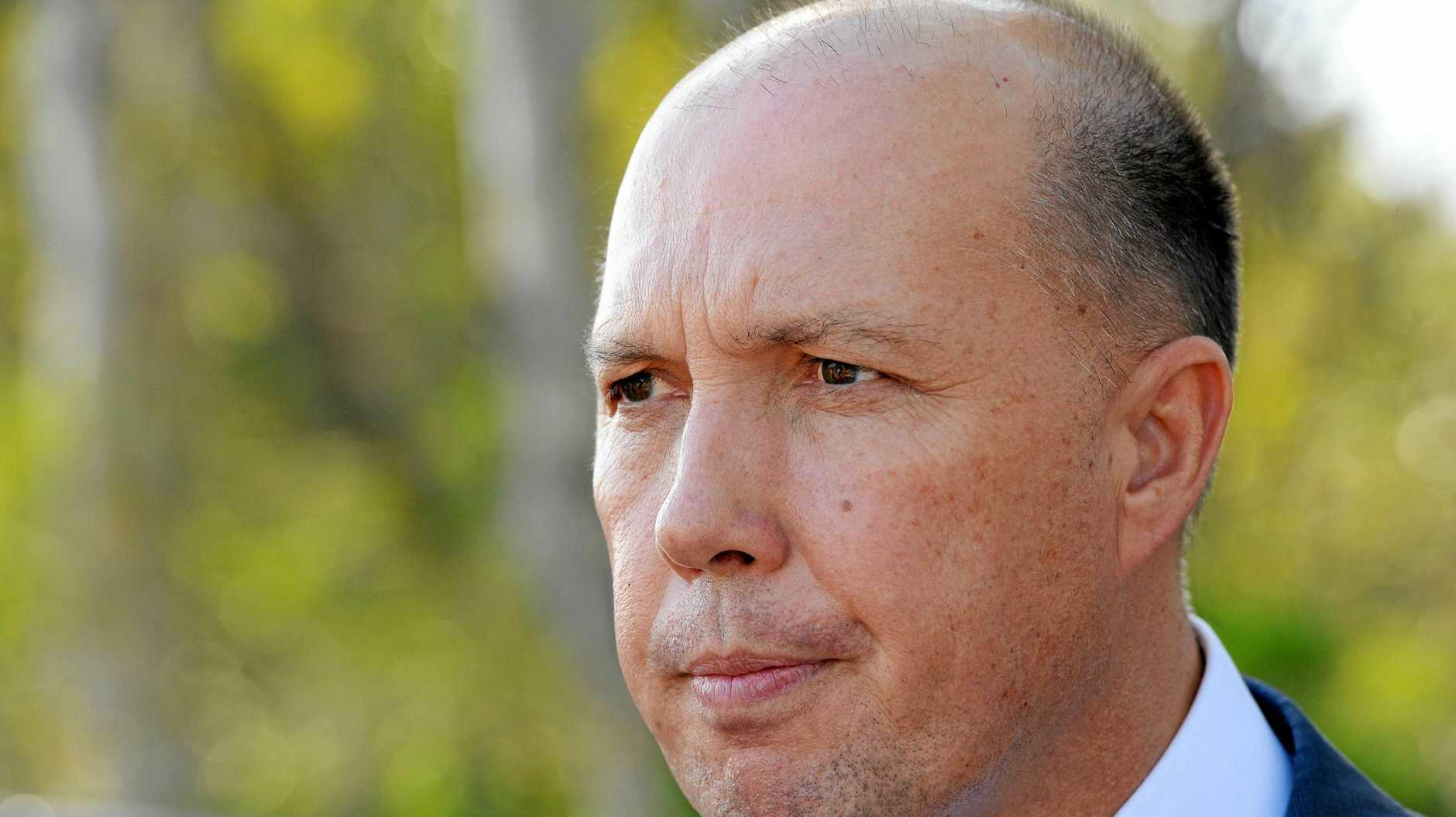 GRIFFTH University senior lecturer in politics, Dr Paul Williams, says if Peter Dutton (pictured) takes over from Malcolm Turnbull he would need to call an election before Christmas.