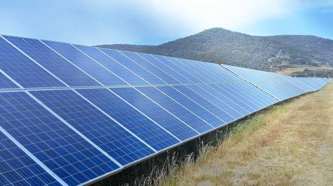 The State Government is taking submissions on a proposed solar energy project at Clermont.