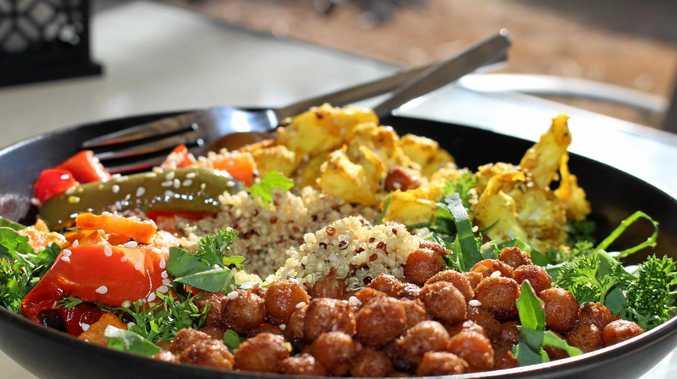 Vegan food to be served at Nourish Cafe in Kingaroy.