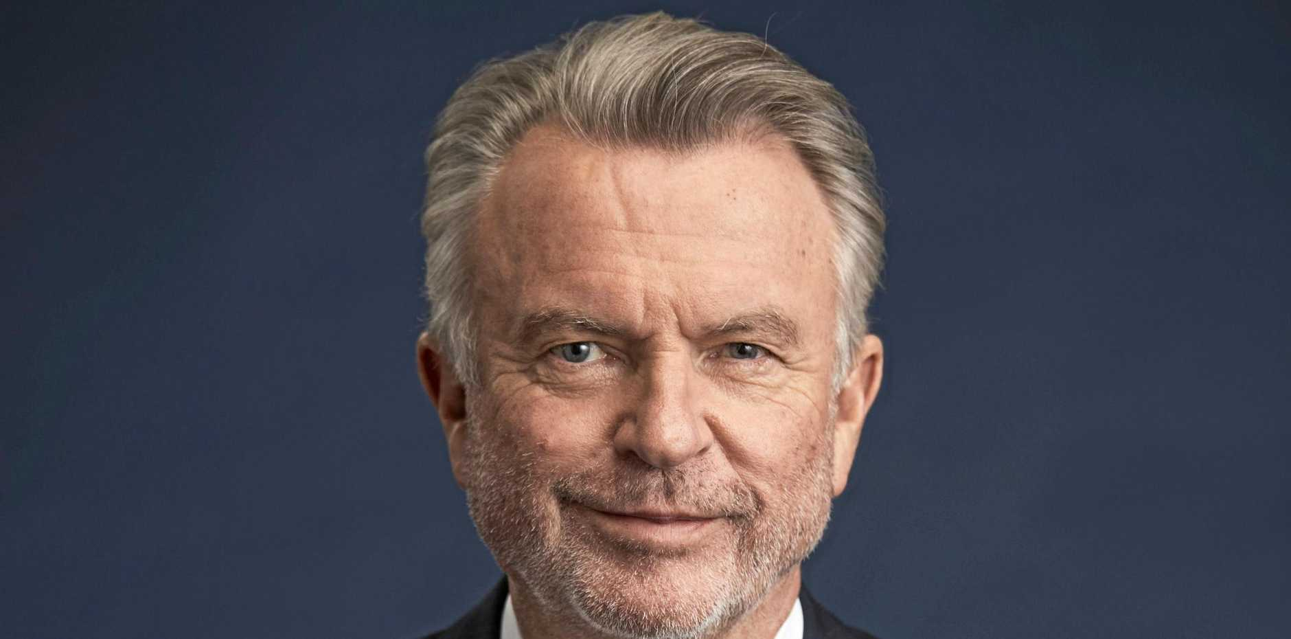 Sam Neill hosts the new documentary series The Pacific: In The Wake of Captain Cook.