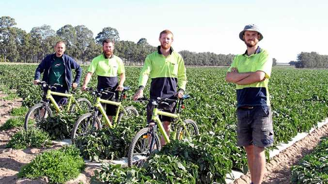 UK charity riders have bikes stolen in Bundaberg