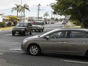 Yamba becomes car crash hotspot