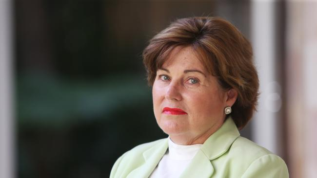 Jo-Ann Miller said it took guts to call the behaviour out. Picture: AAP/ Ric Frearson