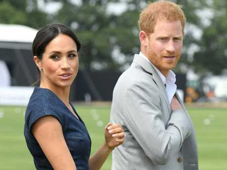 The world loves Meghan Markle, but her husband is fiercely protective of her. Picture: Karwai Tang/WireImage