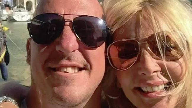 "British woman Kay Longstaff fell from a cruise ship after allegedly ""arguing"" with the man believed to be her boyfriend, Craig Rayment. Picture: Facebook"