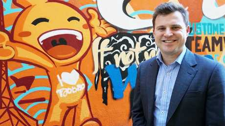 James Hudson of Alibaba Australia.