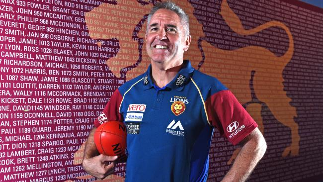 Brisbane coach Chris Fagan has signed a two-year contract extension. Picture: AAP