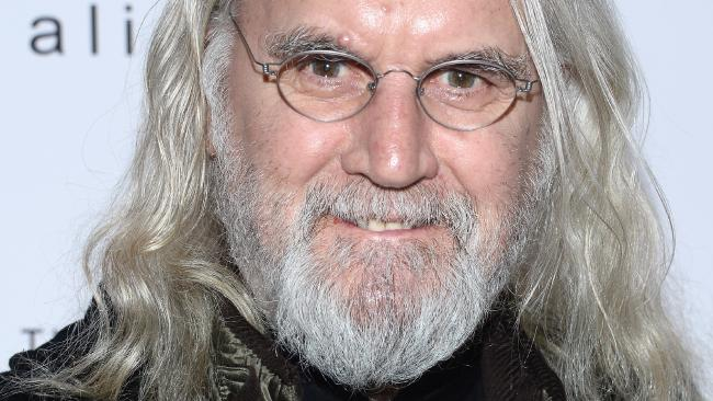 Billy Connolly's health has been making plenty of headlines this week. Picture: Dimitrios Kambouris/Getty Images
