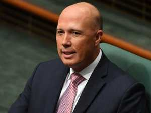 'I can smile': Dutton's image overhaul