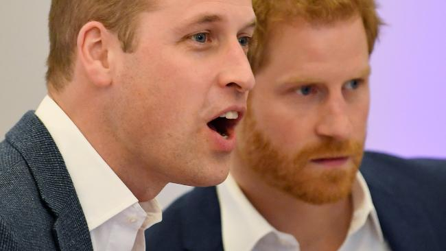 'Killed Diana': Harry and Will's big mistake