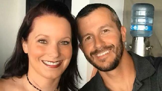 Shanann Watts and her two daughters went missing from their home in Colorado; their bodies were later found and husband Chris Watts was arrested. Picture: Supplied