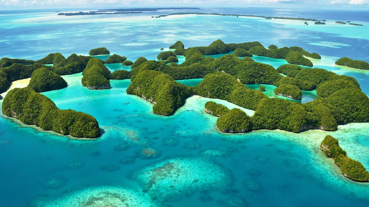 China appears to be holding Palau's tourism for ransom as the island nation continues to recognise an independent Taiwan. Picture: iStock