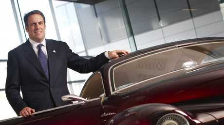 Former Holden boss, Mark Reuss, is now GM's head of global development. Photo: Supplied