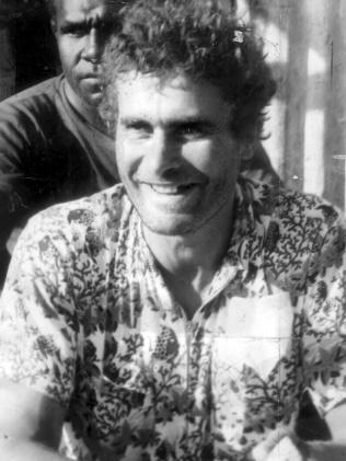 A young Michael Fomenko.
