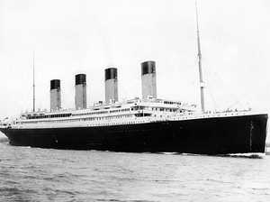 Scandalous Titanic artefact surfaces for auction