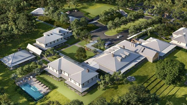 Spicers Guesthouse is set to open later this year. Picture: Supplied