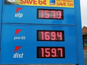 Aussie petrol prices at a four-year high