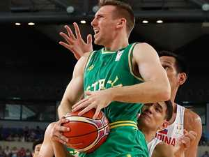 McCarron gets call as Boomers test strength in depth