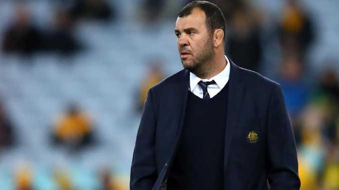 Under-fire Cheika 'still best man for job'