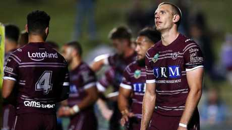 Manly can now look to put a nightmare season behind them. (Mark Kolbe/Getty Images)