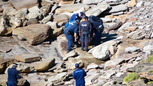 A surfer has drowned at Avalon beach. Picture: Luke Drew