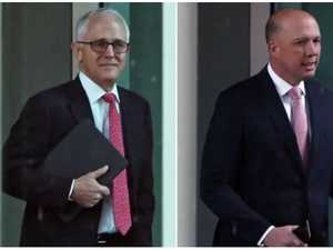 Malcolm Turnbull and Peter Dutton to contest Liberal leadership