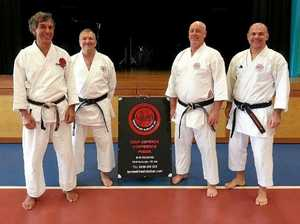 Martial arts self defence course