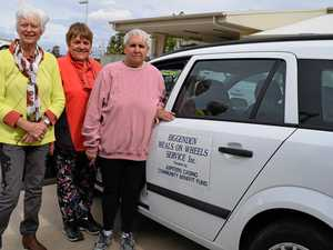 Meals on Wheels on a roll in new vehicle