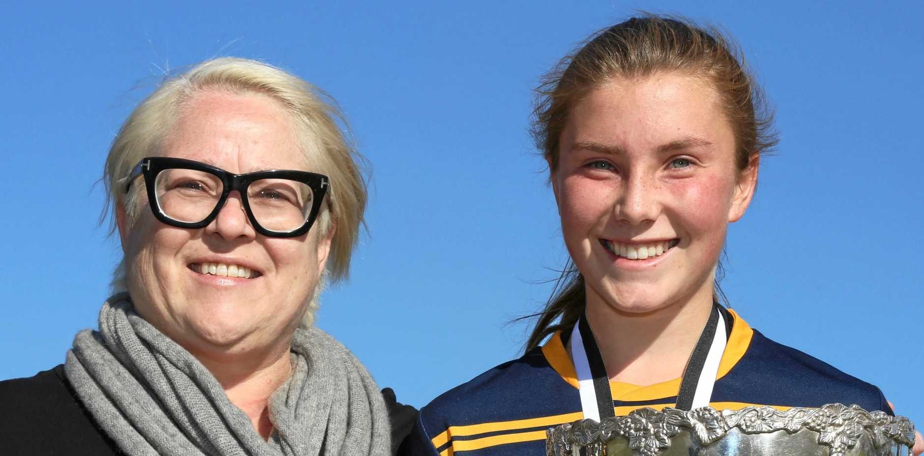 Westfields Sports High of Western Sydney won the Bill Turner Trophy last year, but Wollumbin High School has set its sights on claiming the cup this year.