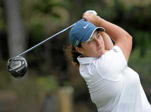 Horton Park junior chasing spot in ladies PGA Tour