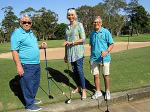 Tee up for charity