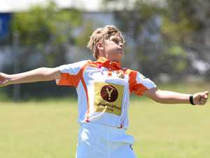 Simpson set for junior cricket sign-on day